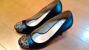 靴が小さい