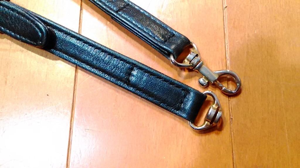 カバン・鞄のベルトの修理