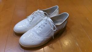 靴が大きい・ブカブカの靴の修理