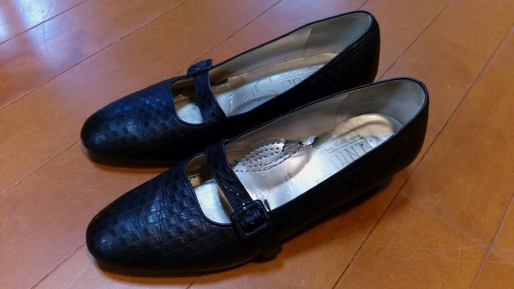 靴の中敷き・インソールの交換の靴修理