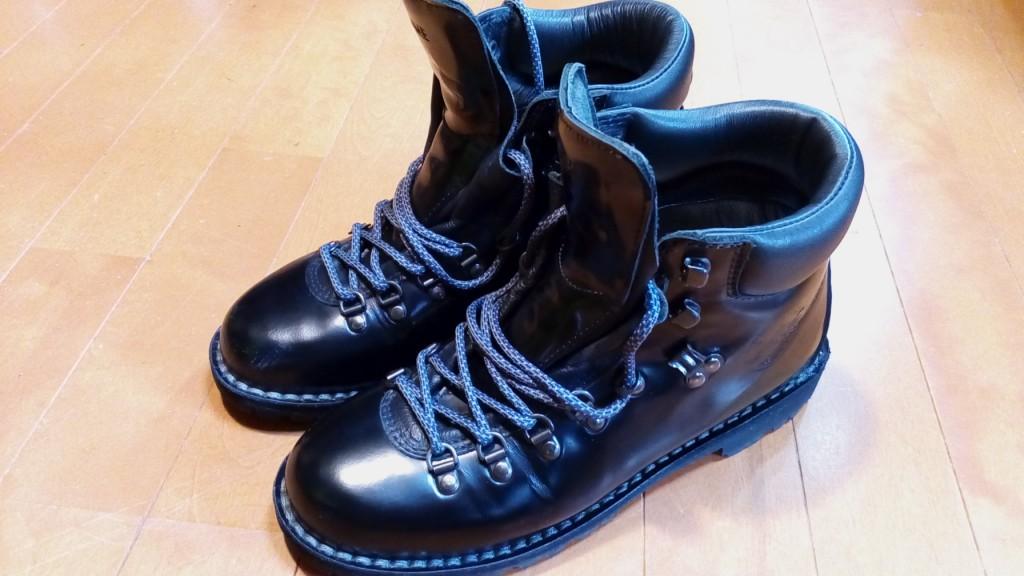 キツイ・小さい靴の幅出し靴修理7