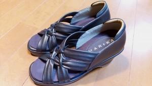 ブカブカ・大きい靴の修理4