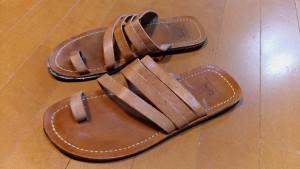 ブカブカ・大きい靴の修理3