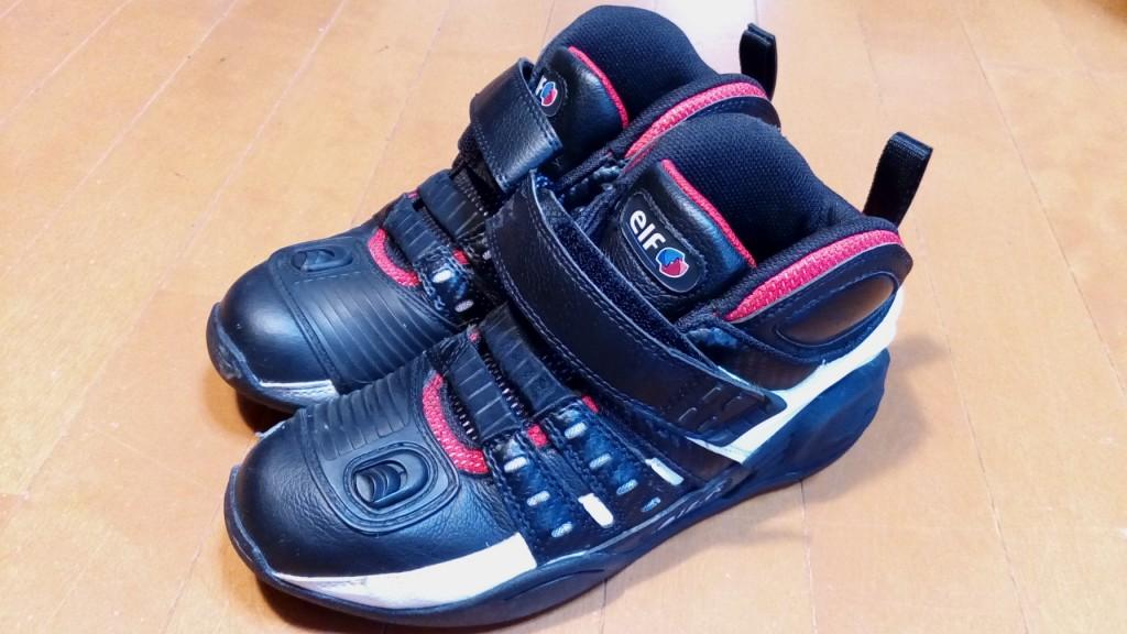 バイク・オートバイ用ブーツのベルト交換の靴修理