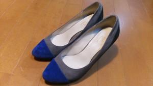 靴が大きい・ブカブカの靴の修理14