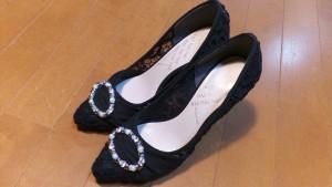 ブカブカ・大きい靴の修理13