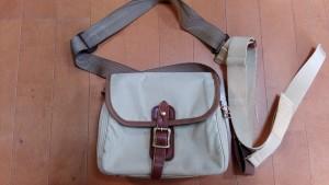 ベルトの付け替えの鞄修理