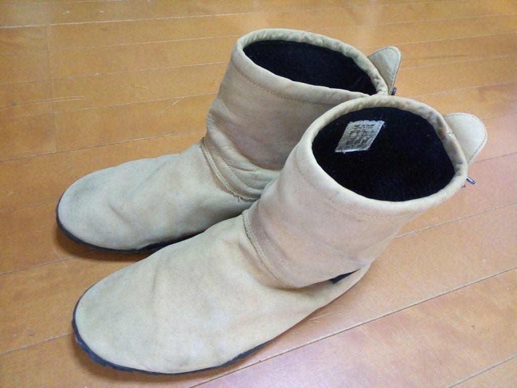 靴修理品139:ナイキのスニーカーのソール剥がれの靴修理
