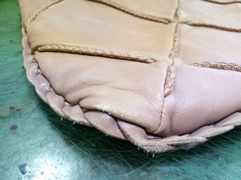 カバンの色補色の鞄修理