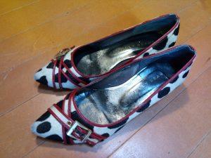 靴が大きい・ブカブカの靴の修理17