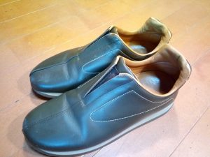 エルメルの靴修理