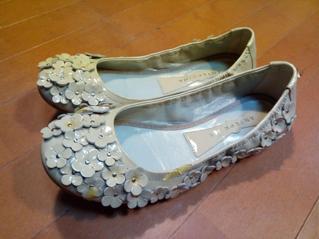 キツイ・小さい靴の幅出し靴修理32