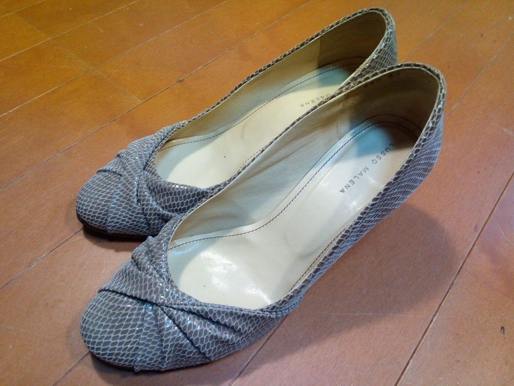 ブカブカ・大きい靴の修理20
