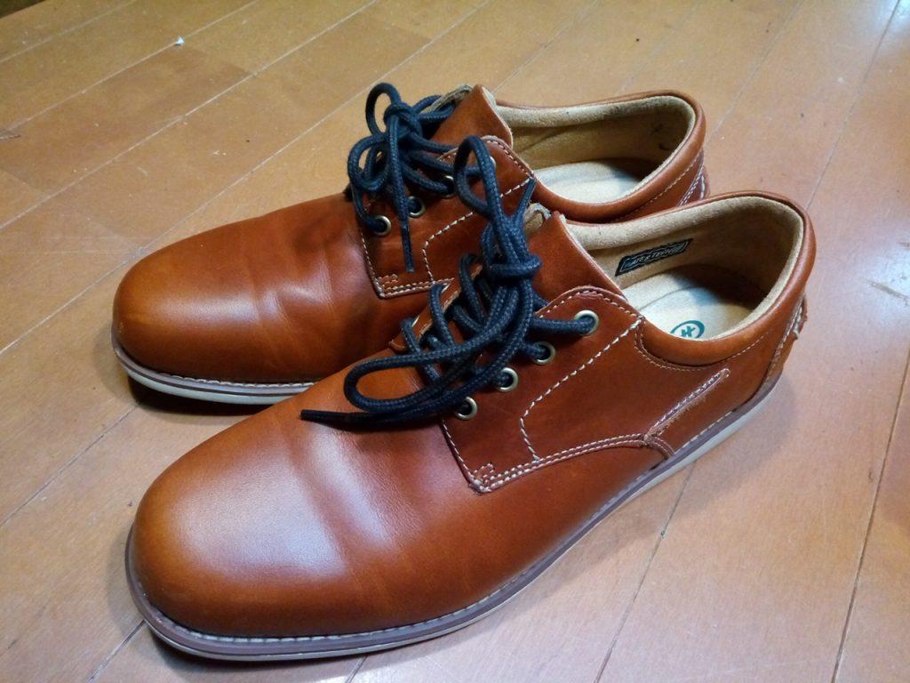 キツイ・小さい靴の幅出し靴修理40