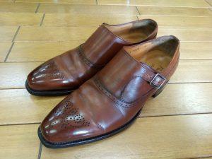 ブカブカ・大きい靴の修理25
