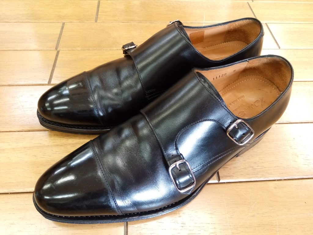 ブカブカ・大きい靴の修理24