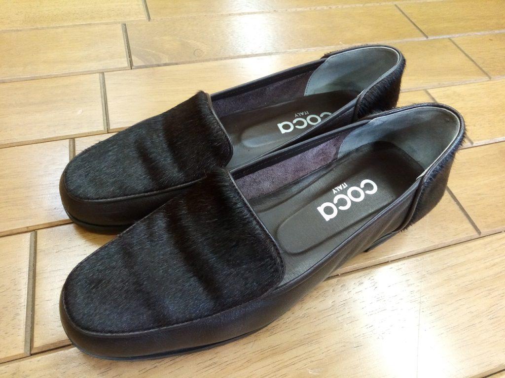 ブカブカ・大きい靴の修理27