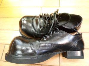 レディース靴の中底補修&アッパー補修の靴修理
