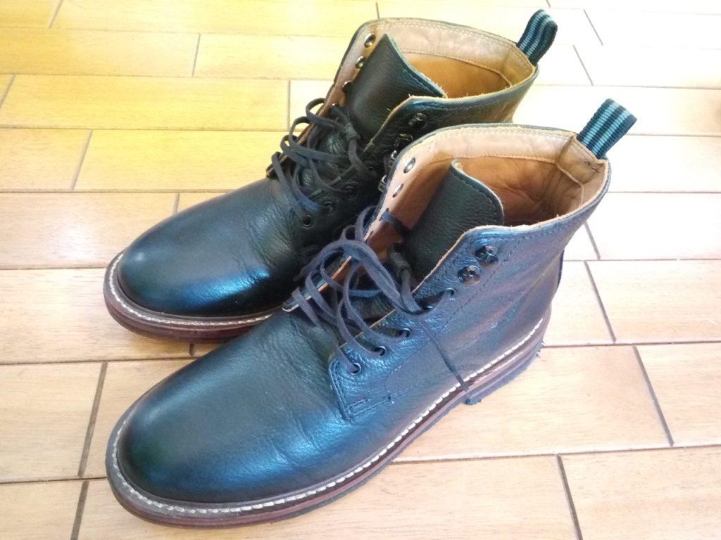 靴 修理 浜松市