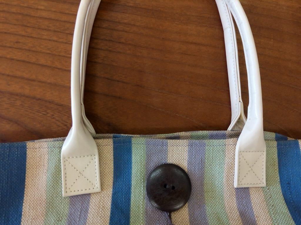 バッグの持ち手交換の鞄修理