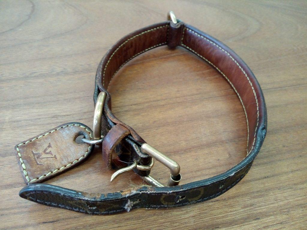 ルイ・ヴィトンの靴修理3