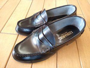 ブカブカ・大きい靴の修理30