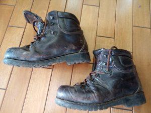 登山靴の修理は可能でしょうか?