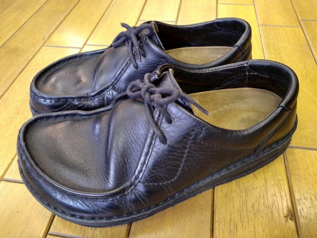 ビルケンシュトック ソール補修の靴修理