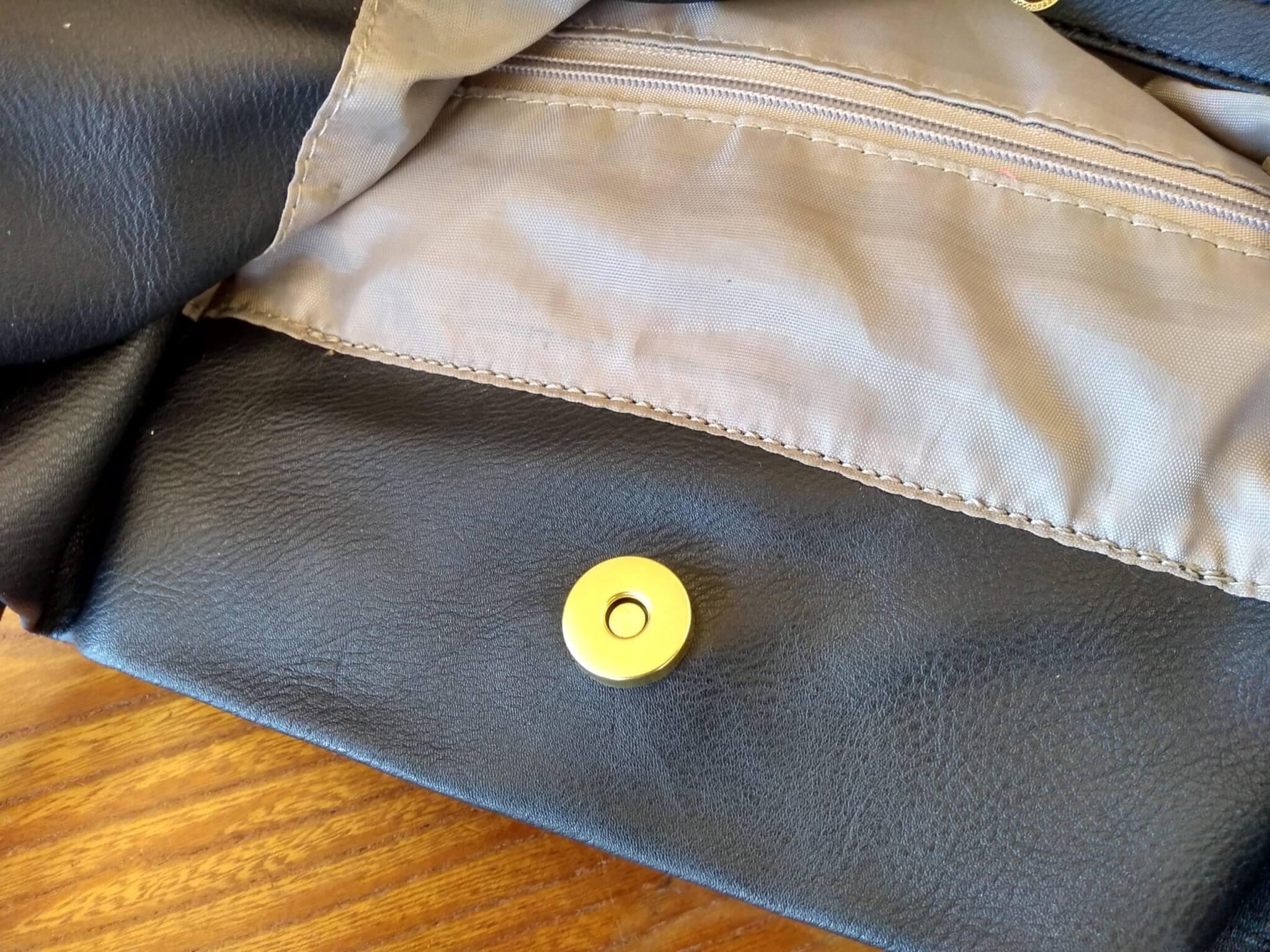 レディース・バッグの金具交換の鞄修理