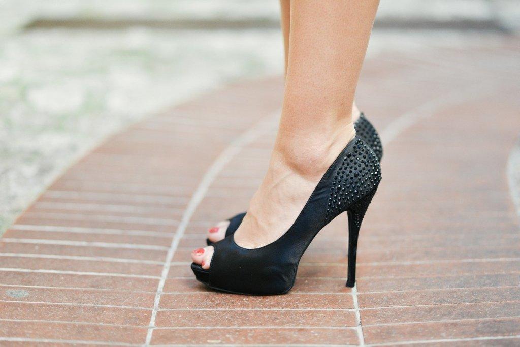 fashion, shoes, high