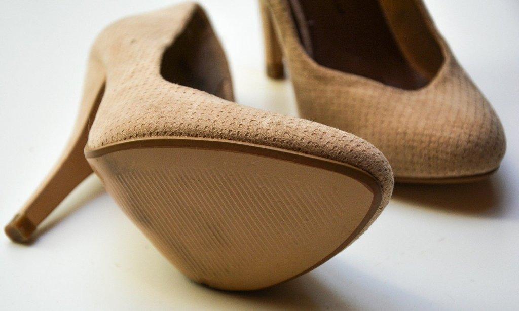 high heels, shoes, nude