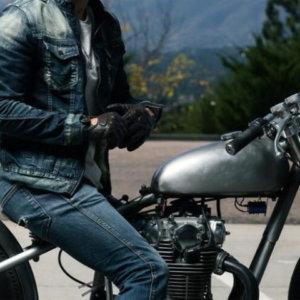 バイクブーツ